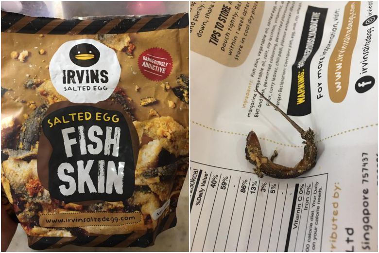 Irvins Salted Egg apologises for dead lizard found in fish skin snack packet-c61bda10-4ad5-41ca-b29f-f915c48d374d-jpeg