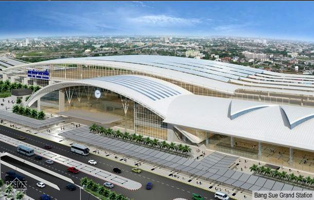 Hua Lamphong station to remain open after Bang Sue station opens-bang-sue-grand-station-jpg