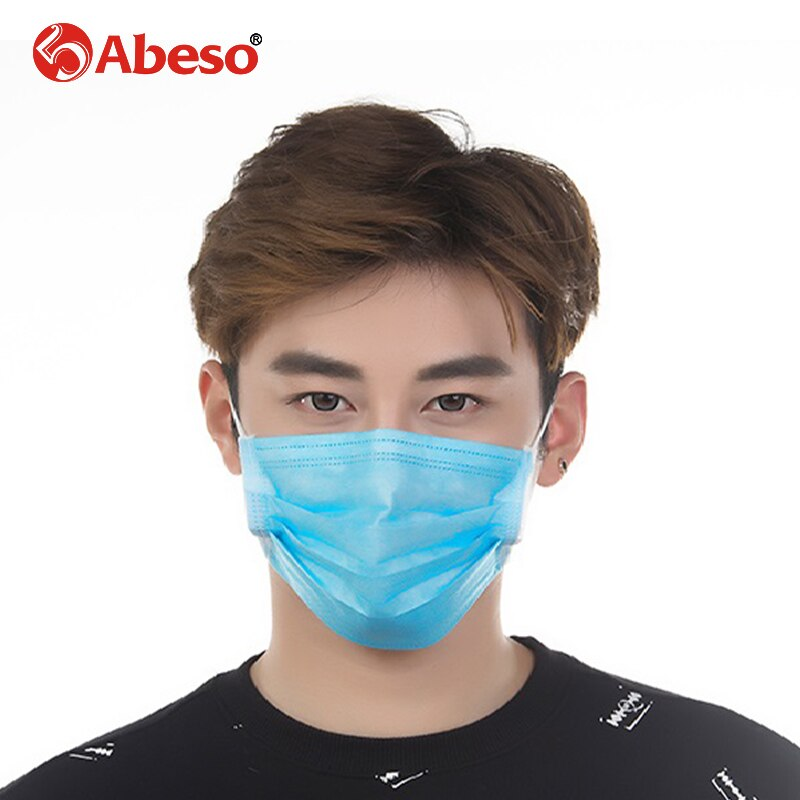 The COVID-2019 Thread-abeso-3pcs-elastic-ear-loop-disposable