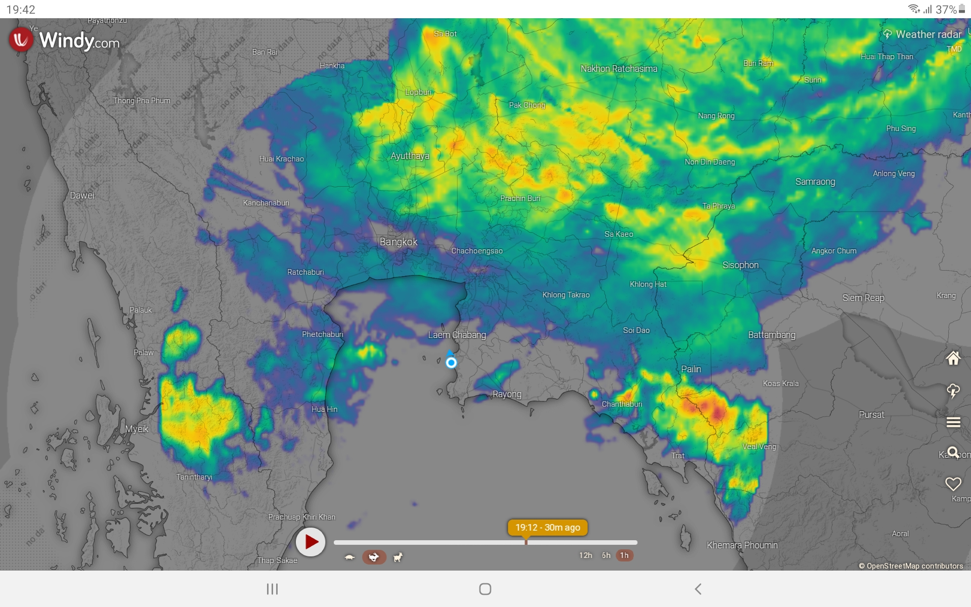 Tropical storm gathers speed, set to strike during weekend-screenshot_20200918-194252_chrome-jpg
