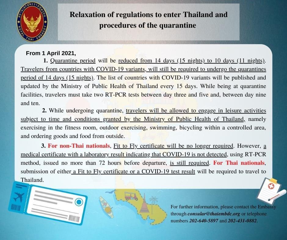 Thailand quarantine and entry conditions-quarantine-10-jpg