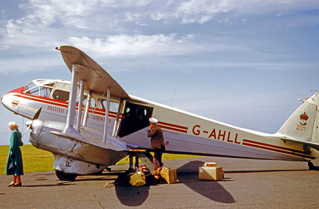 All flights out of Bangkok to be cancelled-de-havilland-dh-89a-dragon-rapide