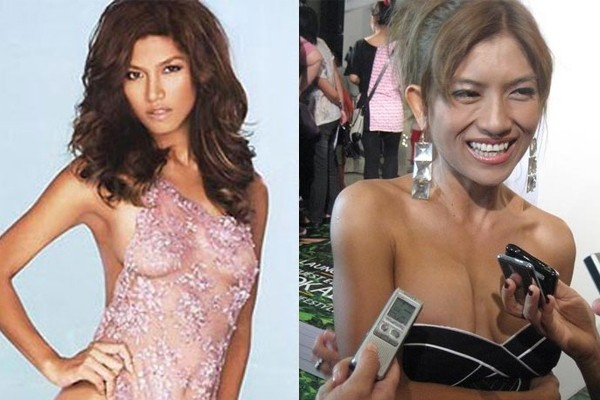 Former Thai supermodel arrested with cocaine at Suvarnabhumi Airport-yuyee-jpg