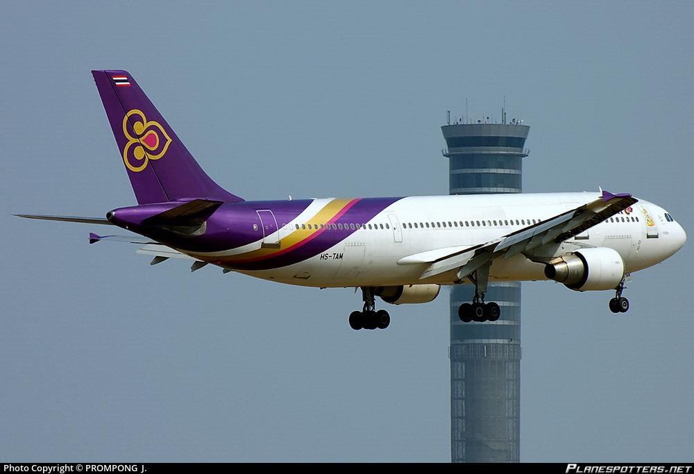Abandoned planes in Chiang Mai-hs-tam-thai-airways-international-airbus