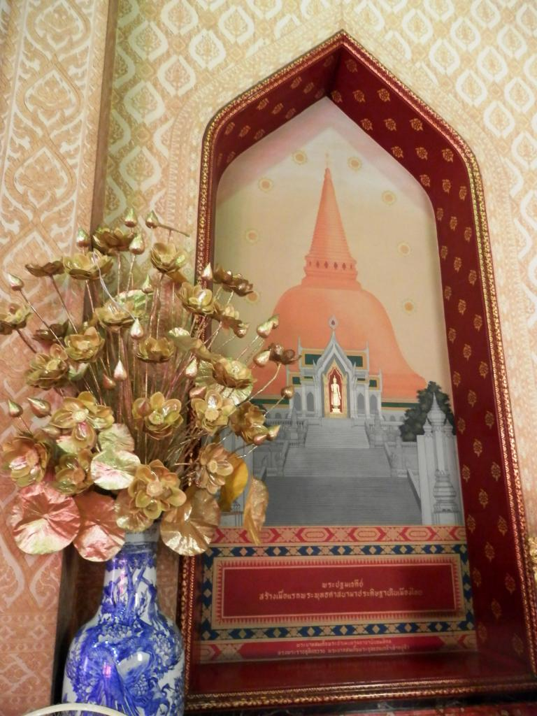 Wat Benchamabophit ... The Marble Temple-p9110045-jpg