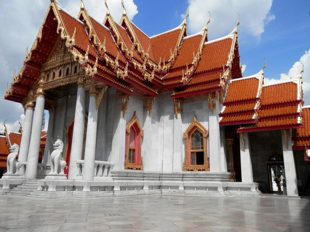 Wat Benchamabophit The Marble Temple
