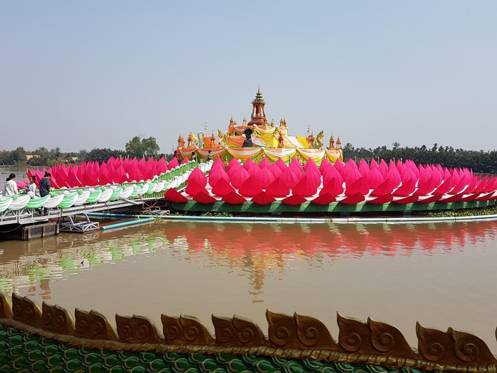 Thailand's Largest Ganesh - Wat Saman Rattanaram in Chachoengsao - Photos-20180117_122302-jpg