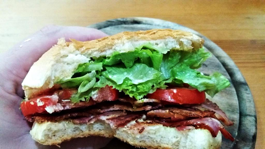 Bacon. Lettuce. Tomato.... The Simplicity and Beauty of the BLT.-blt11-jpg