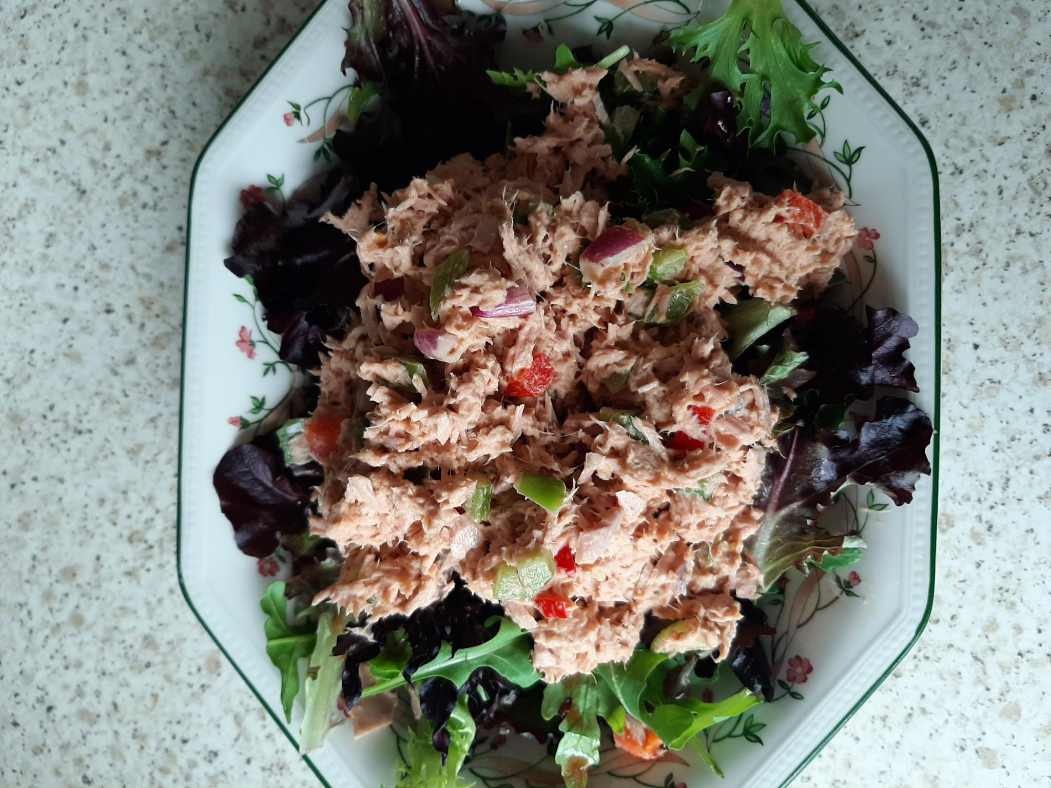Tuna Salad Delux - By English Noodles-10-jpg