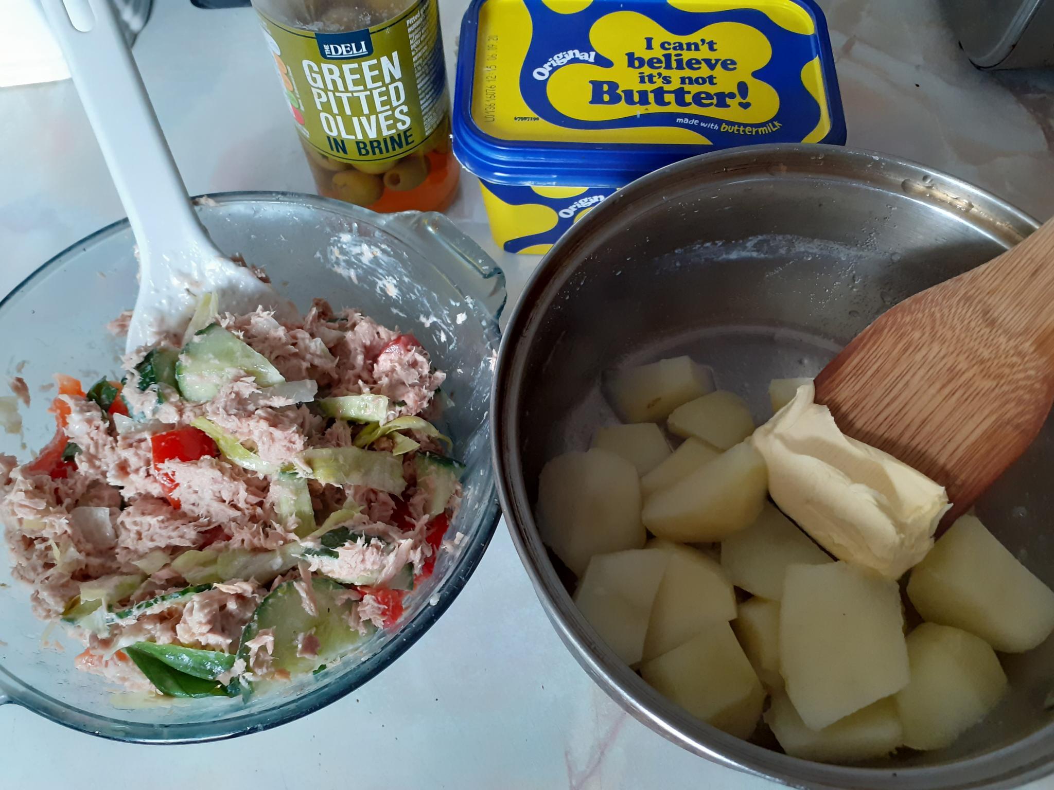Chittys healthy en salad mixta ala Ruski-20200703_143702-jpg