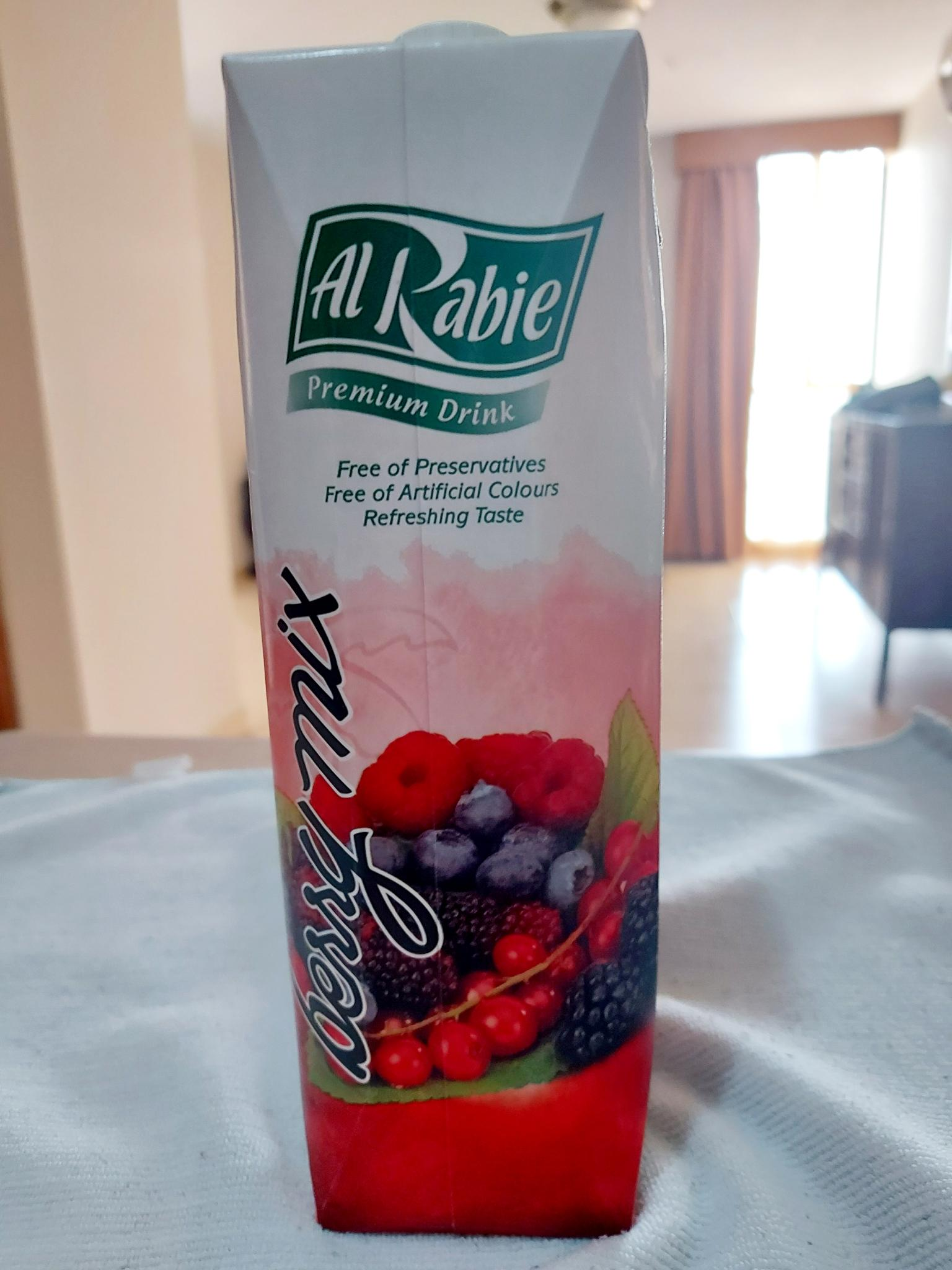 I made wine-al-rabie-mixed-juice-17-july