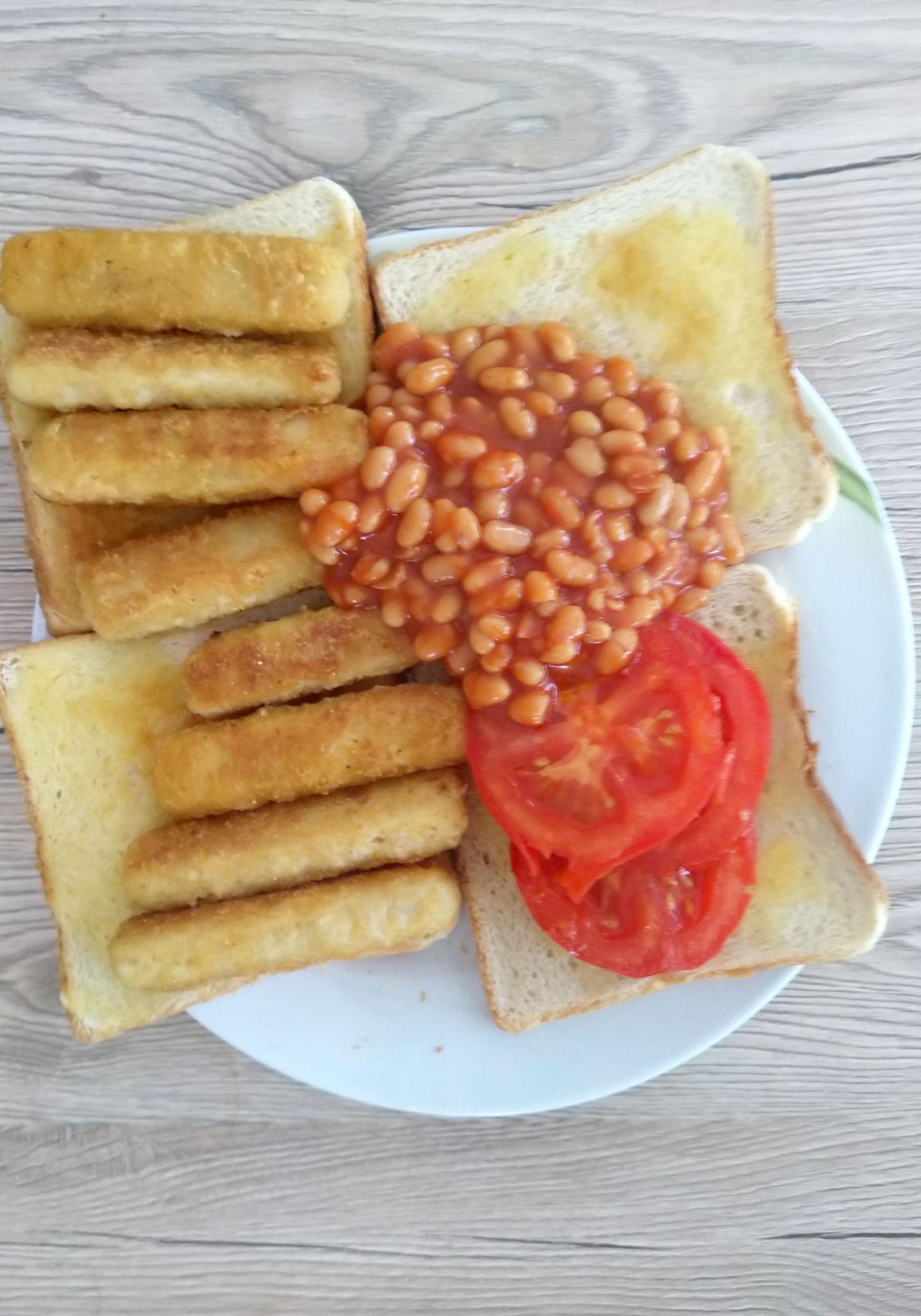 The Baked Bean thread-fish_fingers_n_beans-jpg