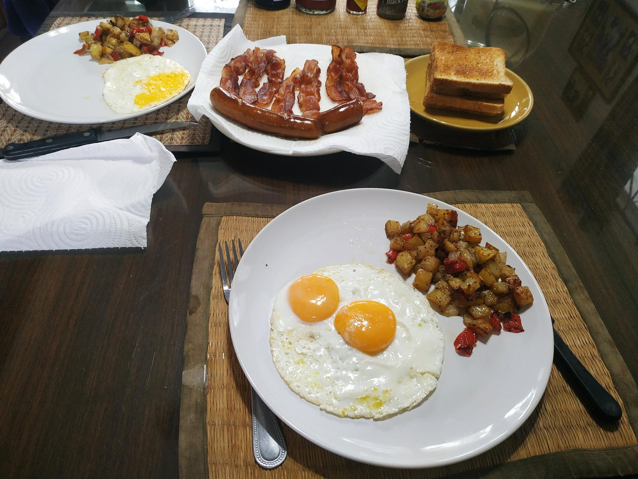 The Best Breakfast in the World Step by Step.: the Full English-img_20210502_094459-jpg