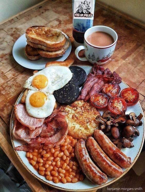 The Best Breakfast in the World Step by Step.: the Full English-182301116_1163548590778662_2028943747488367762_n-jpg