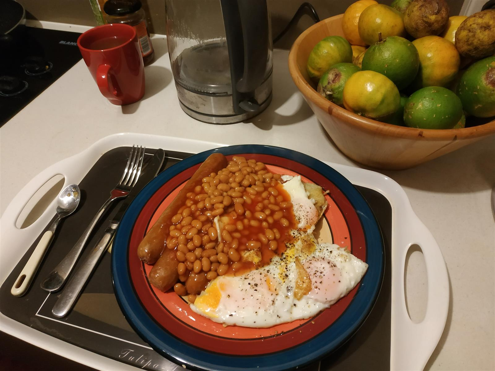 The Best Breakfast in the World Step by Step.: the Full English-img_20210602_222433-jpg