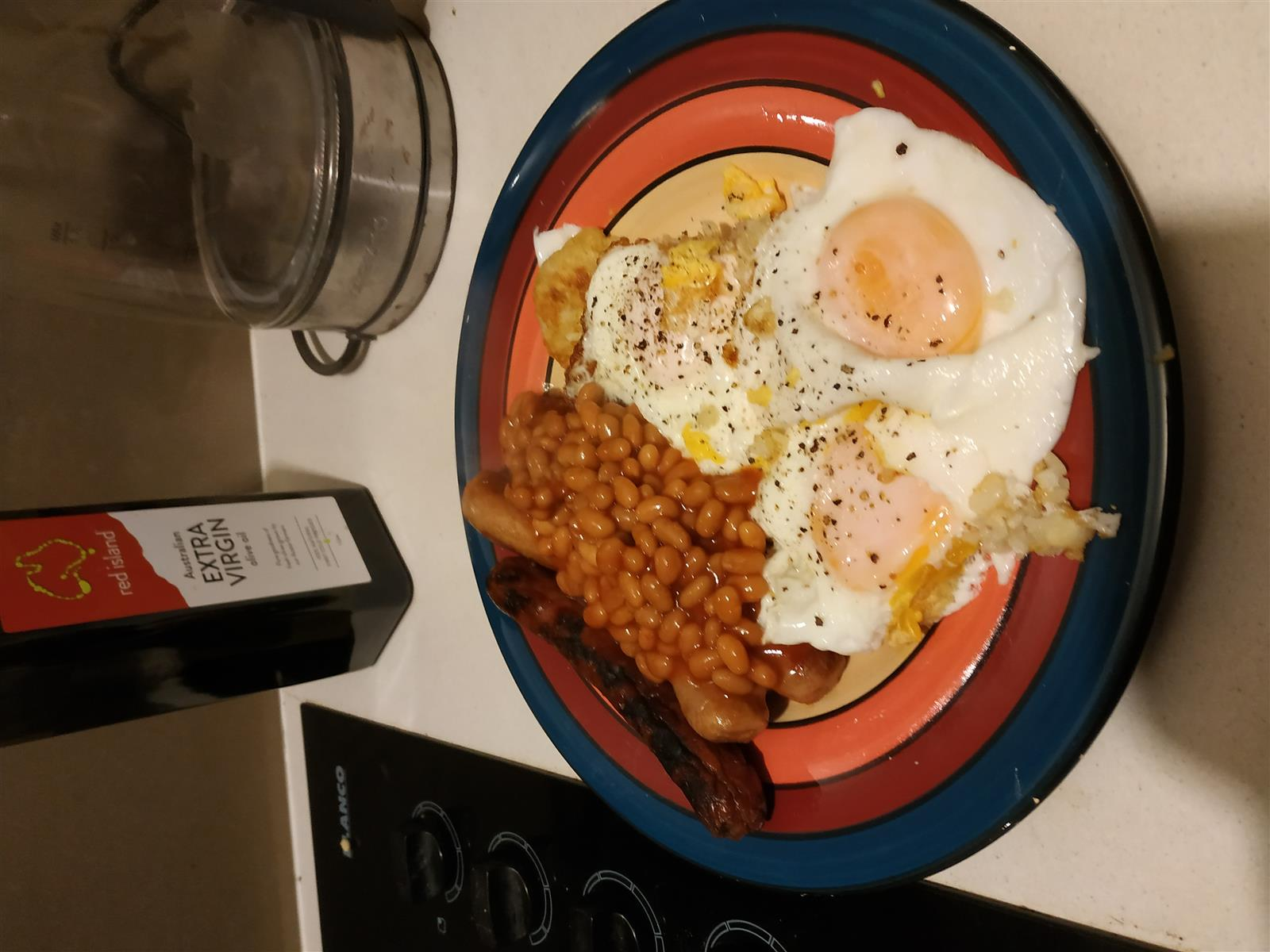 The Best Breakfast in the World Step by Step.: the Full English-img_20210606_220002-jpg