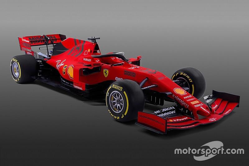 The 2019 Formula One Thread-formula-1-ferrari-launch-2019-2-a