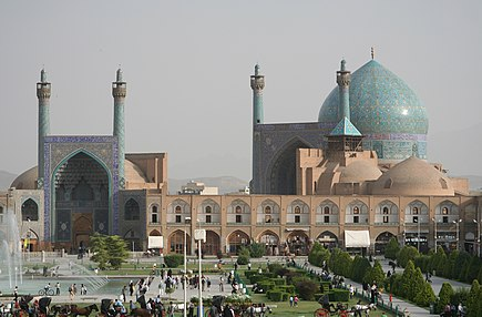 Art From Your Home-435px-isfahan_royal_mosque_general-jpg