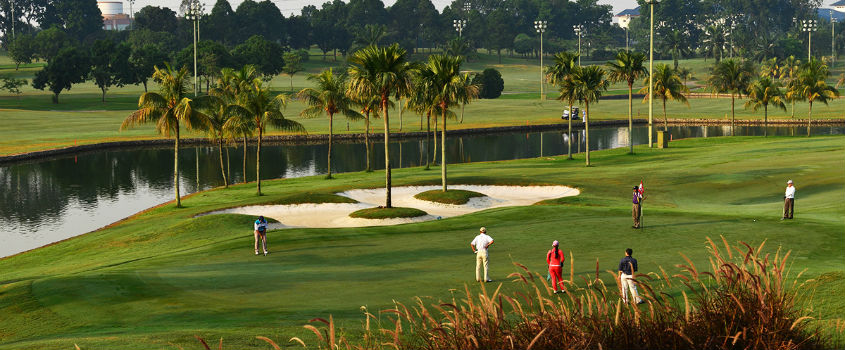 Post-Covid-19, the first thing we'll do to spoil ourselves . . .-glenmarie-golf-club-kuala-lumpur-malaysia