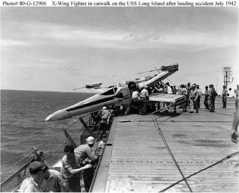 Strange and Unusual Facts-x-wing1942-jpg