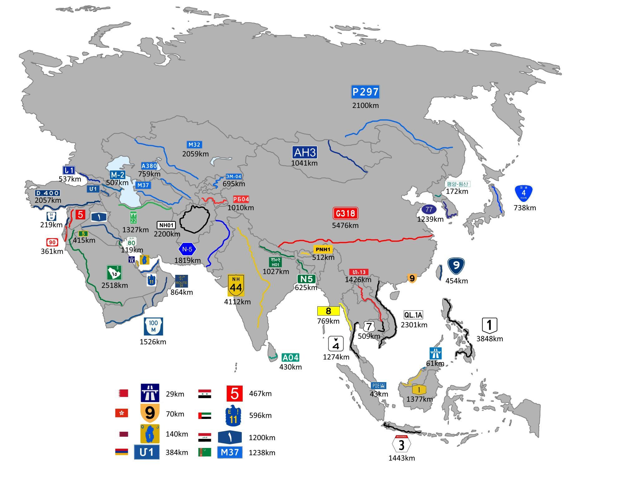 Longest Roads in Asia-e6-6tpivcaeqoz3-jpg