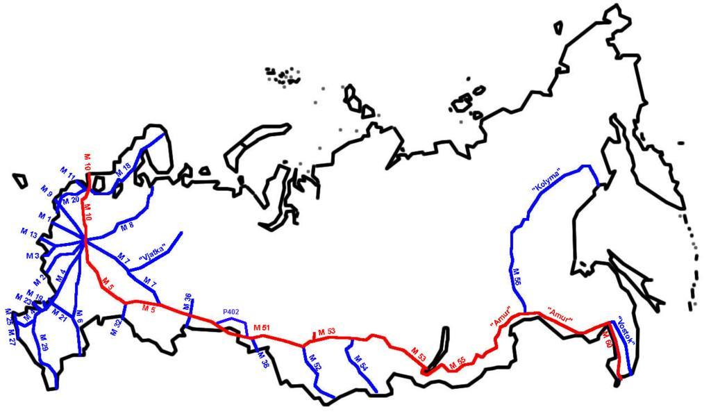 Longest Roads in Asia-1024px-trans-siberian_highway_2018-jpg