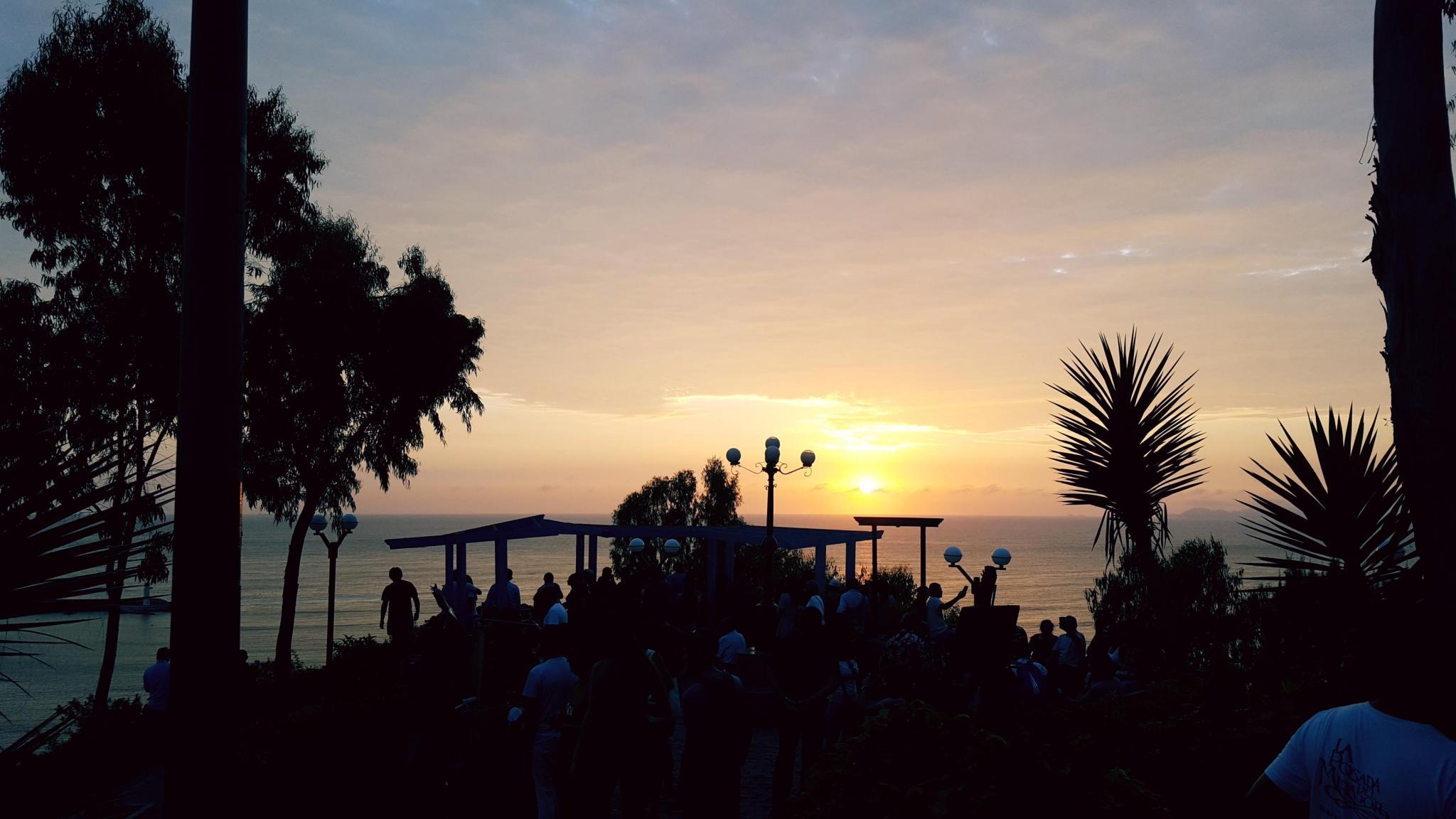 Peru: Lima, Cusco and Machu Picchu-sunset-jpg