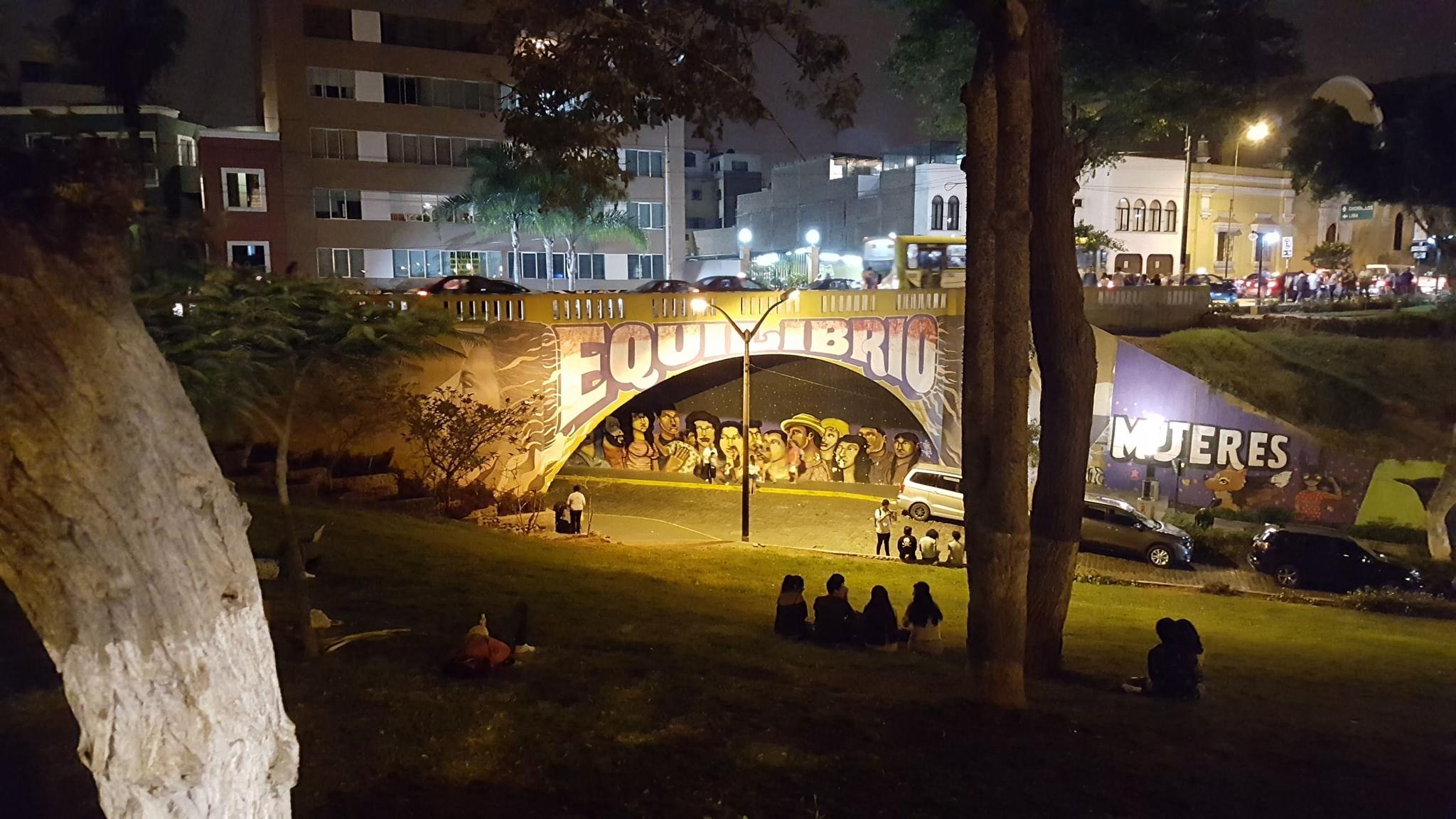 Peru: Lima, Cusco and Machu Picchu-bridge-park-jpg