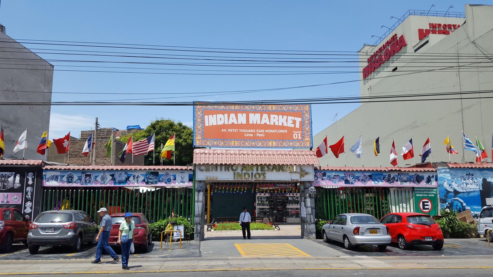 Peru: Lima, Cusco and Machu Picchu-indian-market-jpg