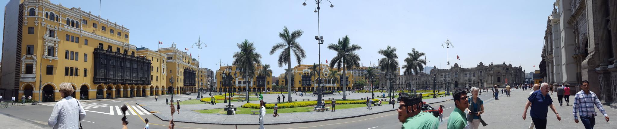 Peru: Lima, Cusco and Machu Picchu-downtown-jpg