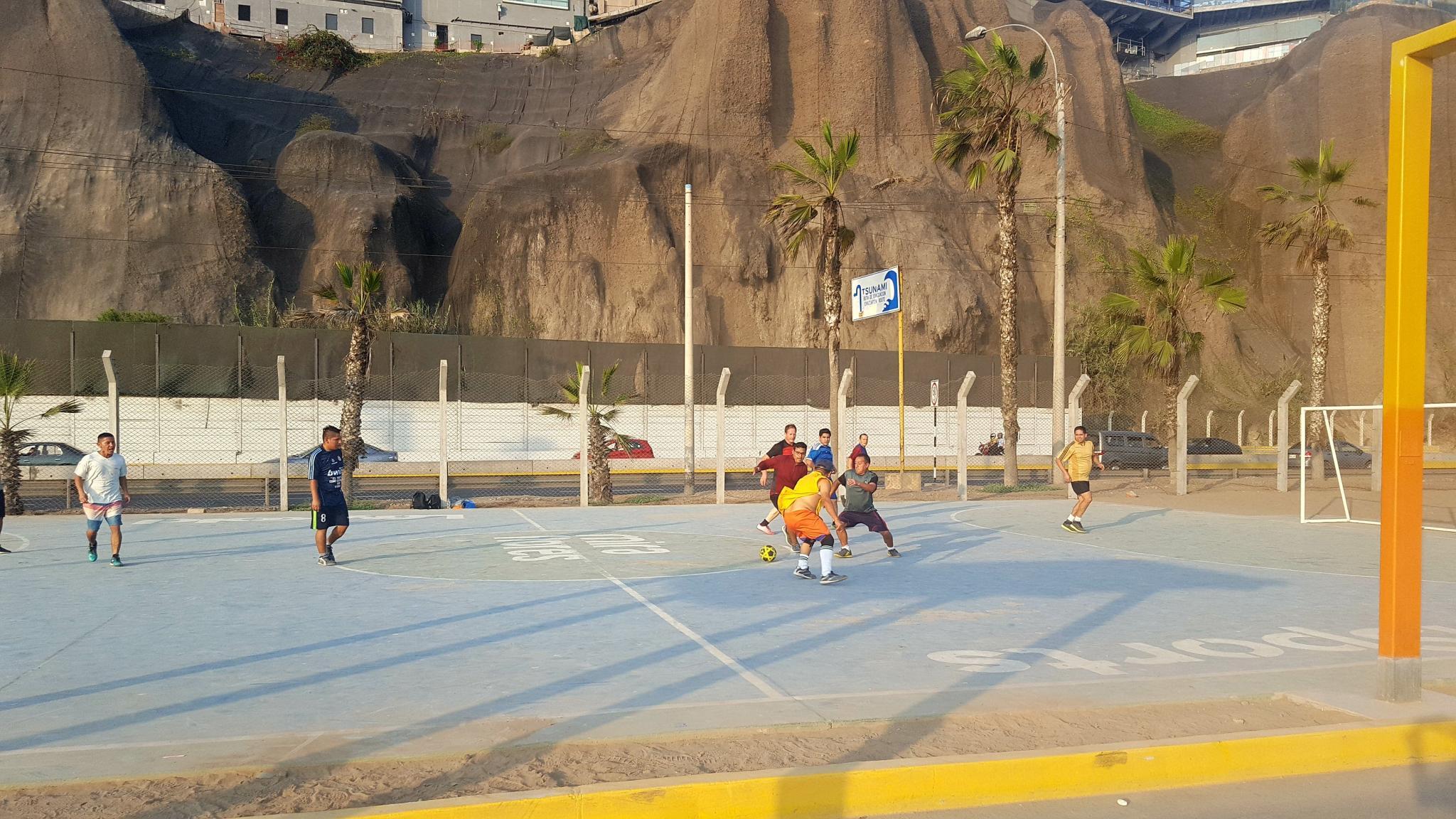 Peru: Lima, Cusco and Machu Picchu-football-jpg