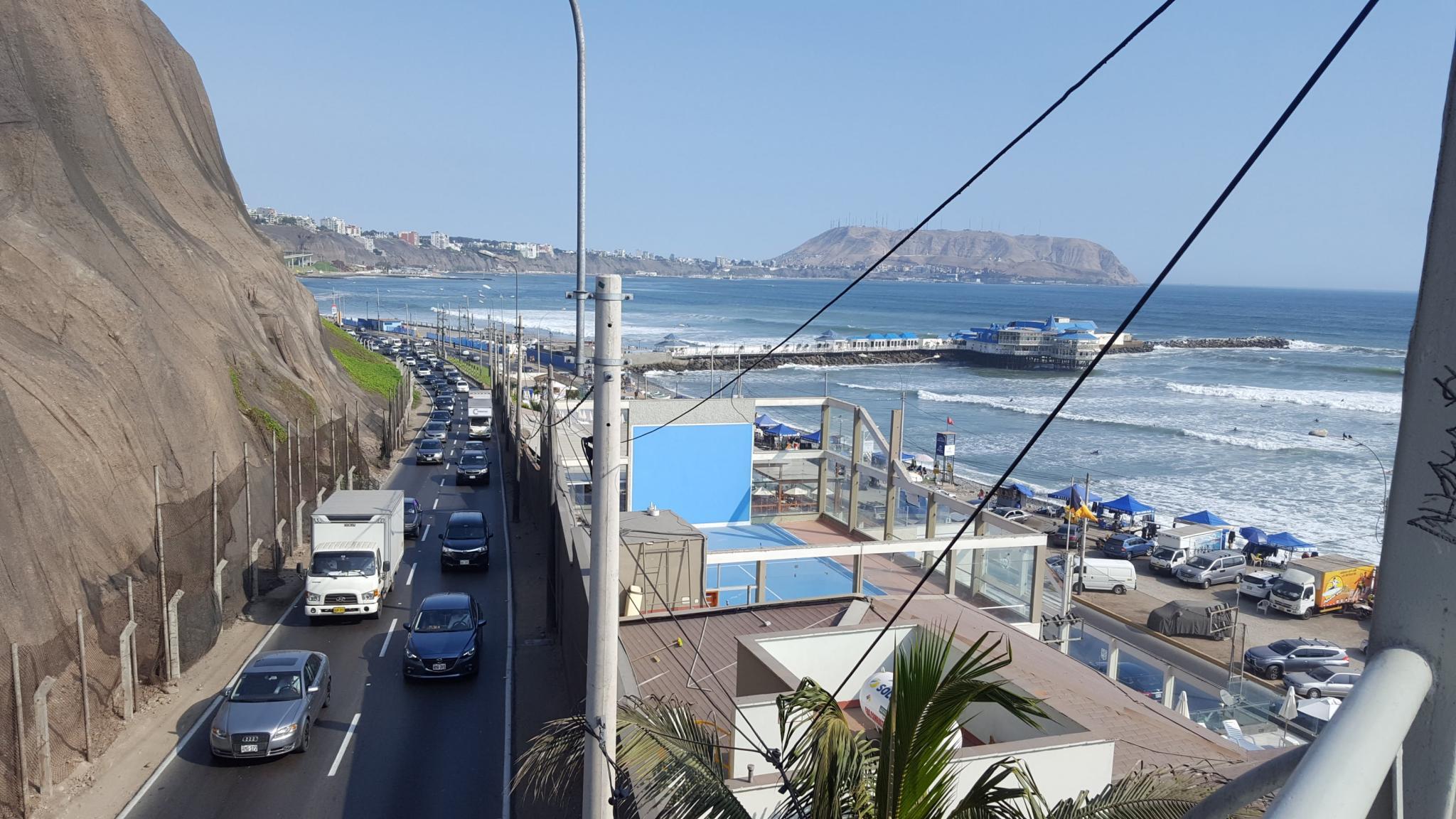 Peru: Lima, Cusco and Machu Picchu-lima-road-jpg