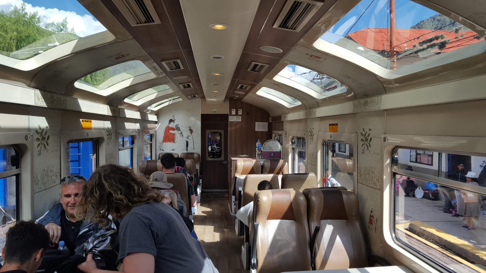 Peru: Lima, Cusco and Machu Picchu-train-2-jpg