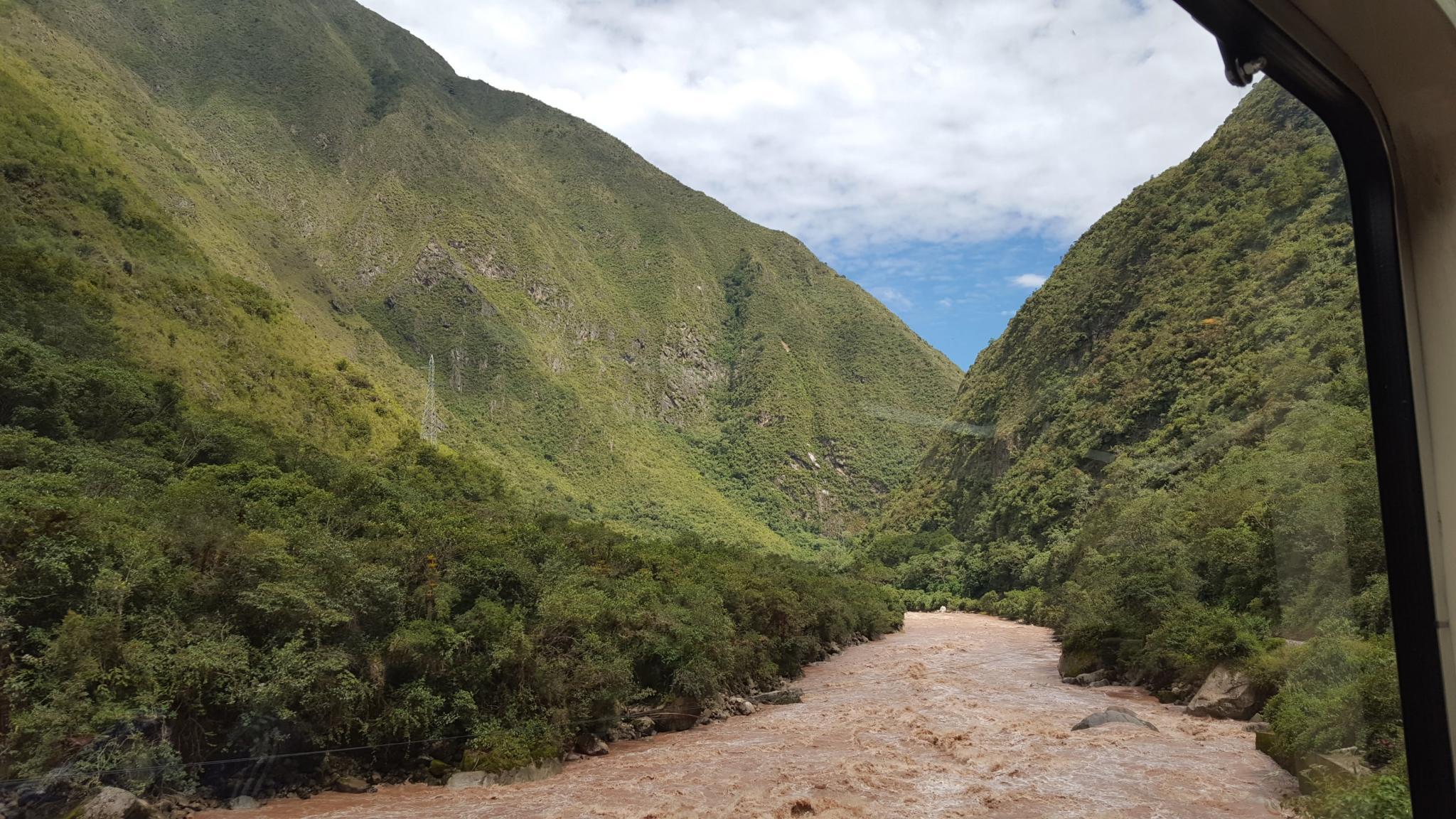 Peru: Lima, Cusco and Machu Picchu-river-train-jpg