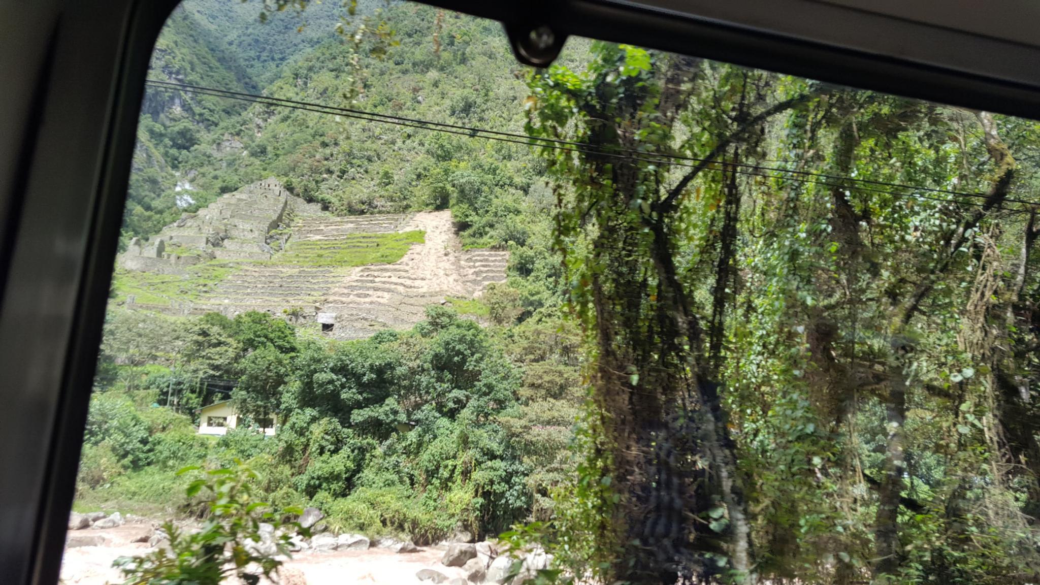 Peru: Lima, Cusco and Machu Picchu-ruins-train-jpg