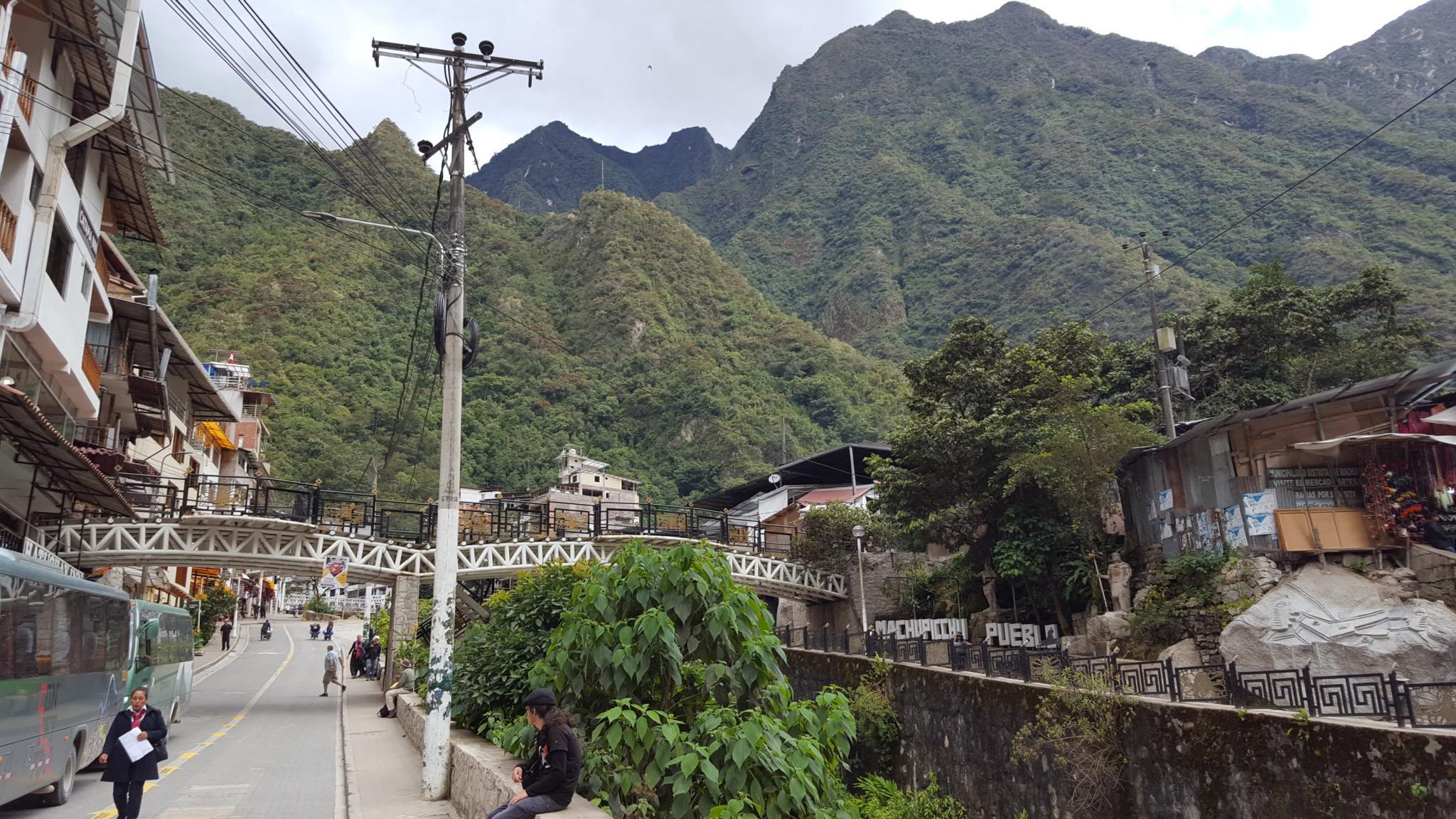 Peru: Lima, Cusco and Machu Picchu-aguas-calientes-jpg