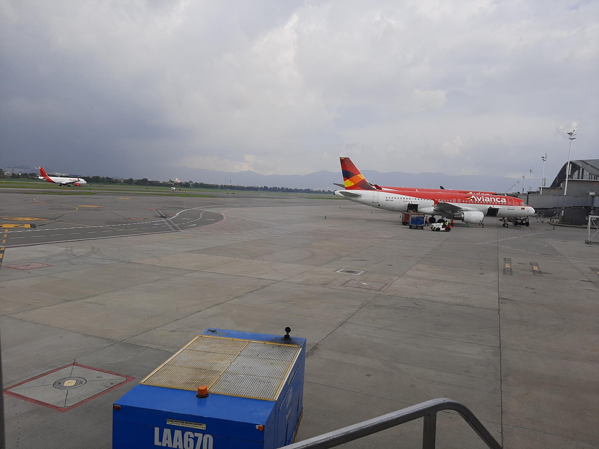 Notes from a small island-airport-jpg