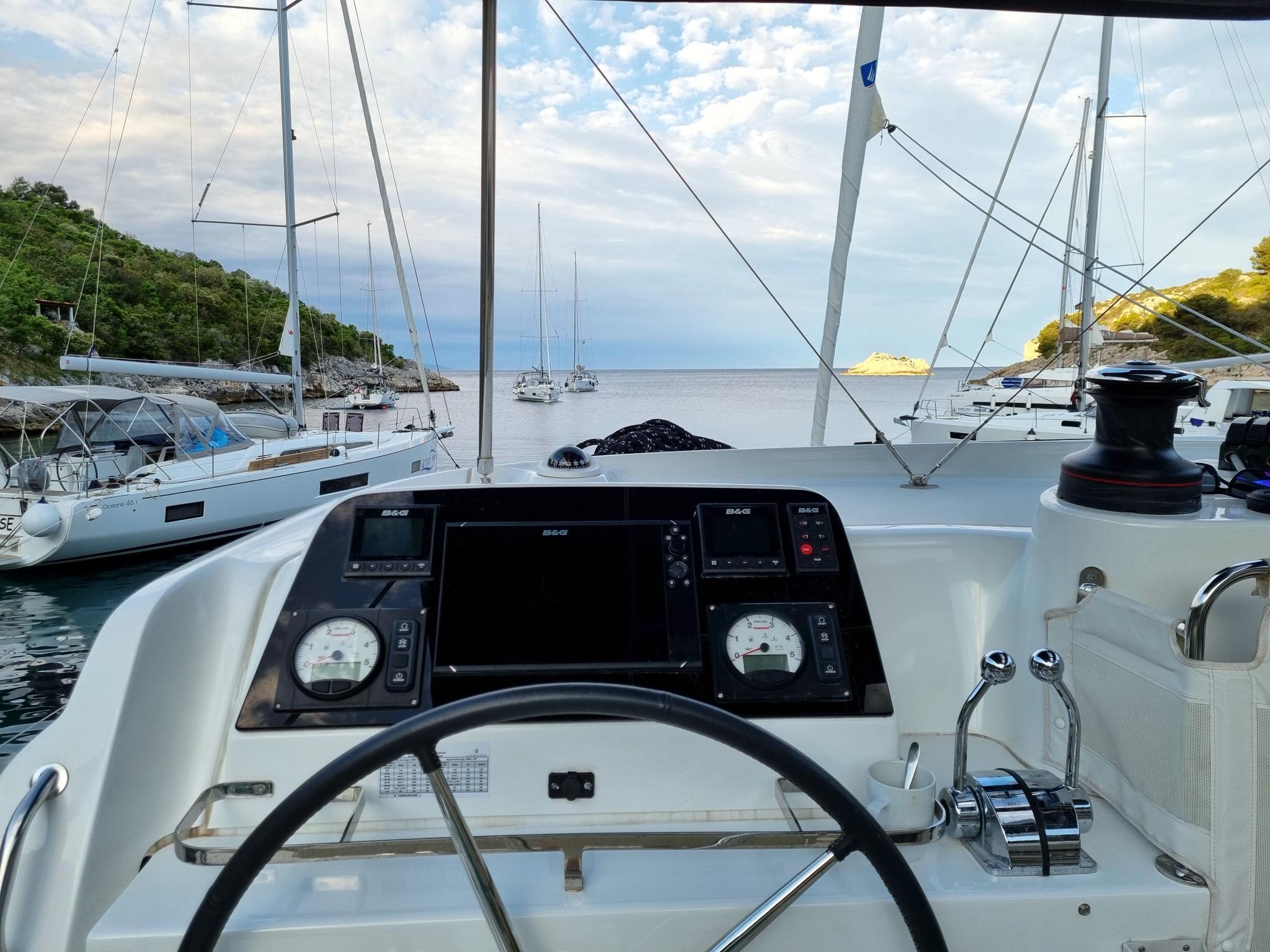 Week Sailing in Croatia-cat_wheel-jpg