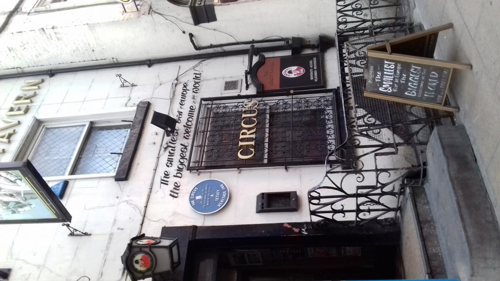 Chitty's Valentines Day 10 pubs and 10 pints onit like a car bonnet picture thread.-20190214_163529-jpg