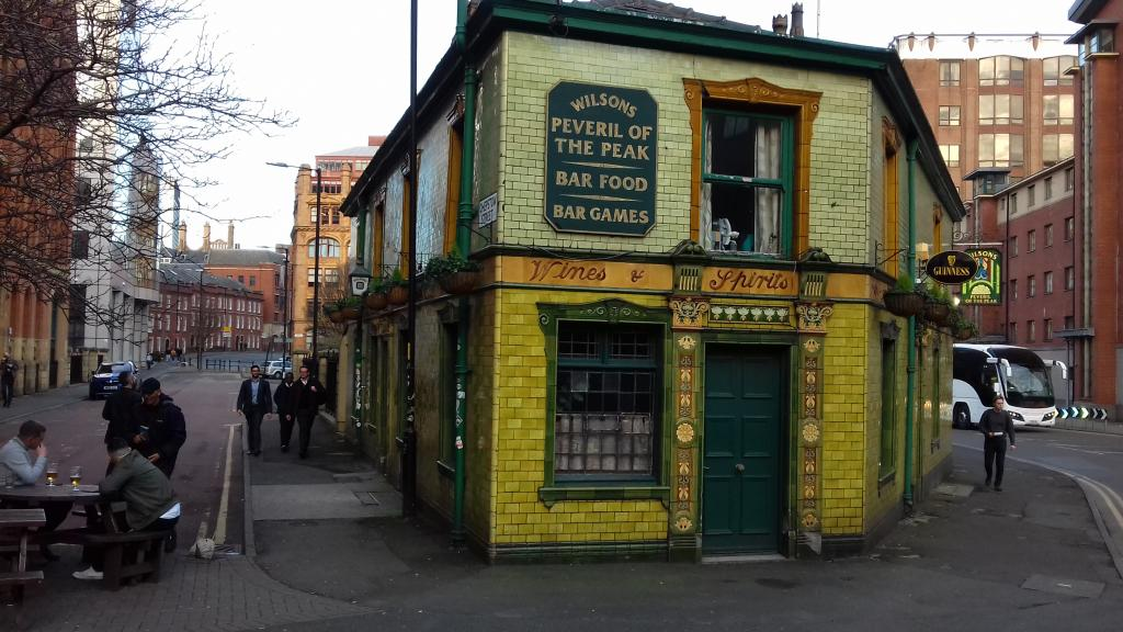 Chitty's Valentines Day 10 pubs and 10 pints onit like a car bonnet picture thread.-20190222_161907-jpg