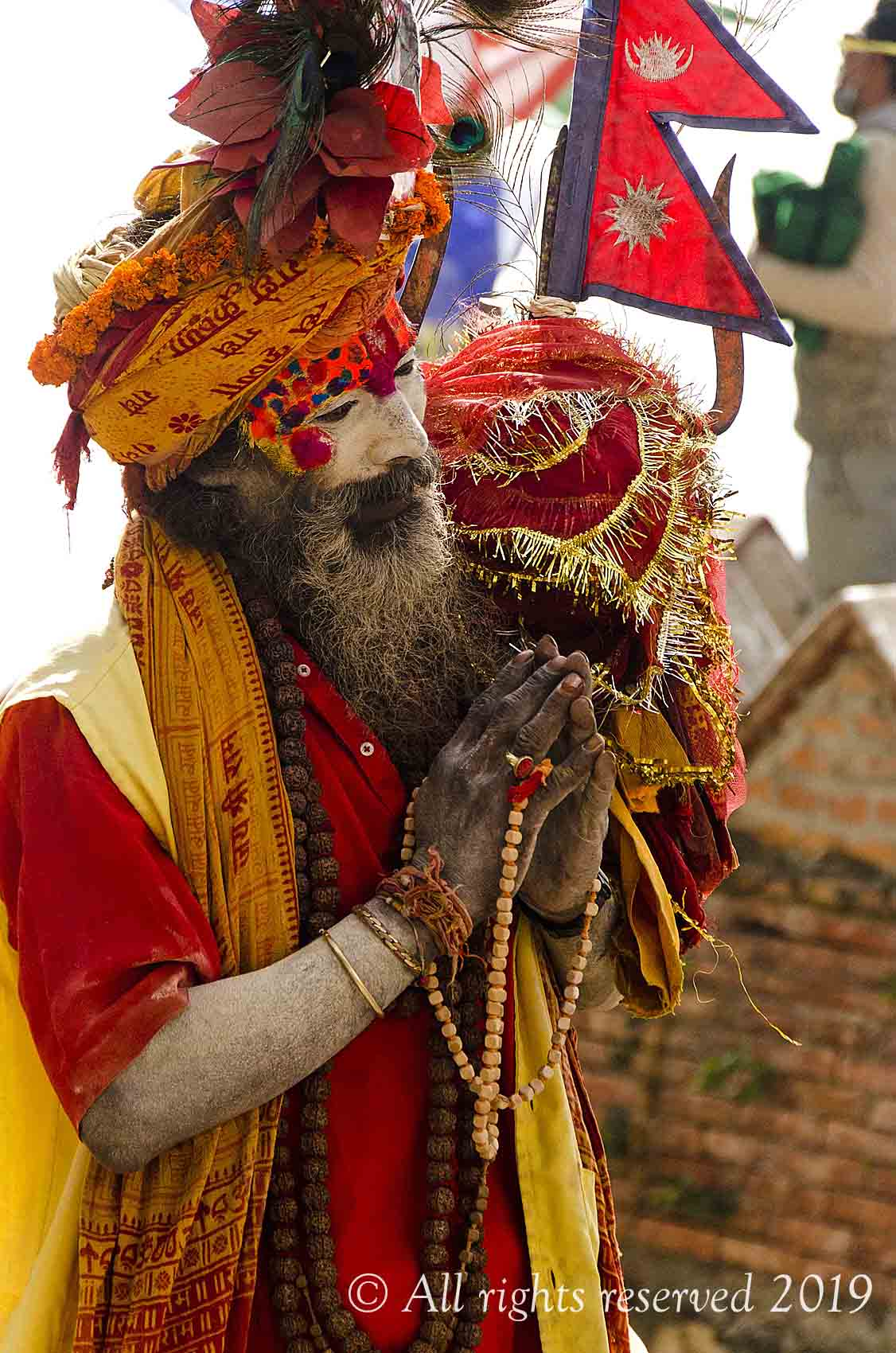 Anyone been up to Nepal  recently?-sadhu-jpg