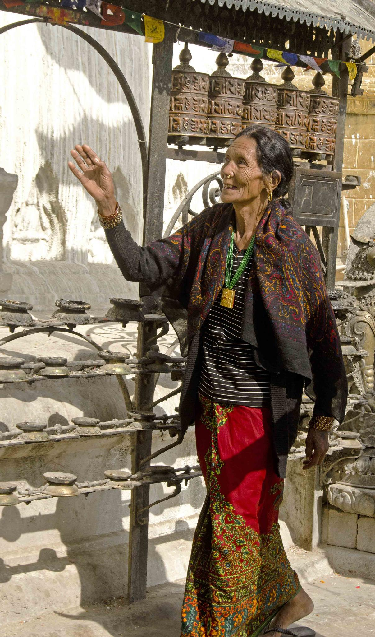 Anyone been up to Nepal  recently?-tibetain-lady-jpg