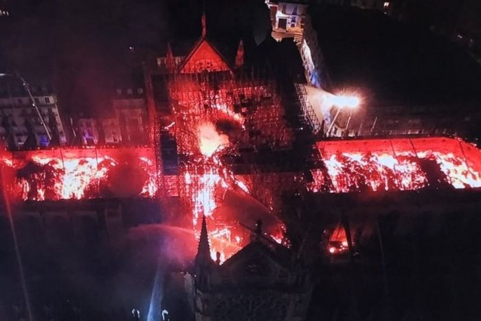 Notre Dame cathedral in Paris engulfed by devastating fire-11018624-3x2-700x467-jpg
