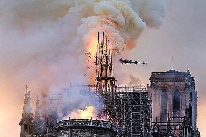 Notre Dame cathedral in Paris engulfed by devastating fire-11018814-3x2-700x467-jpg
