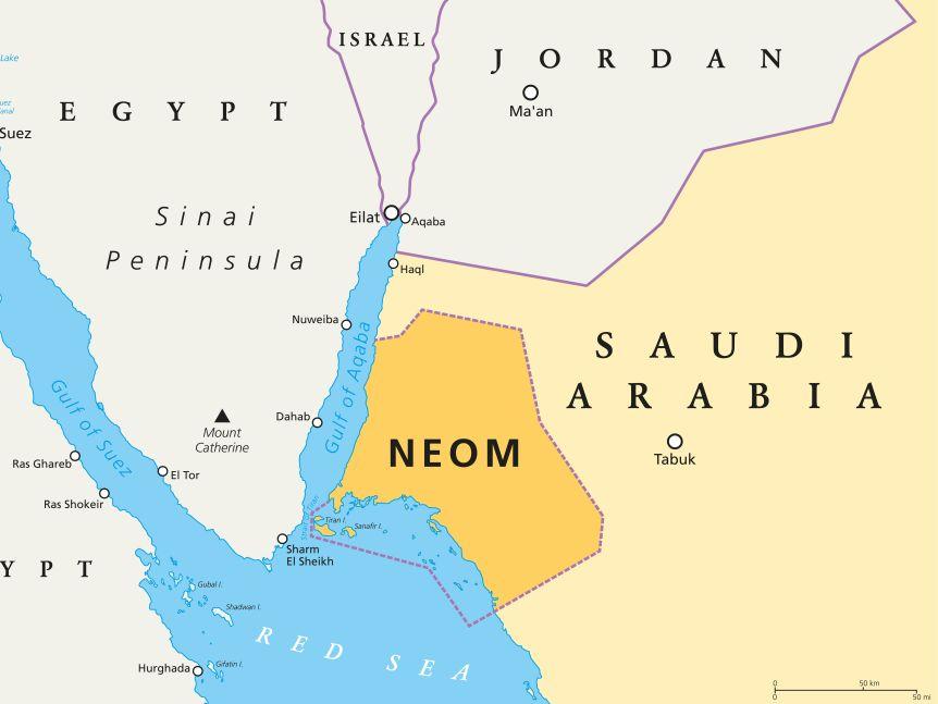 "Saudi Arabia - Neom development - wants to be an ""accelerator for human progress""-12403420-4x3-xlarge-jpg"