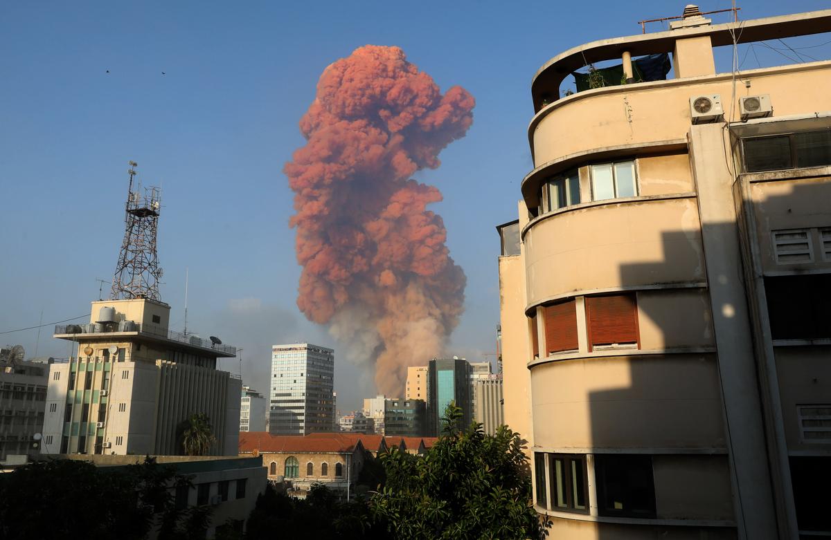 A powerful blast has just rocked the Lebanese capital of Beirut.-13cf7d7424e84aad917370b2d33a1013_8-jpg