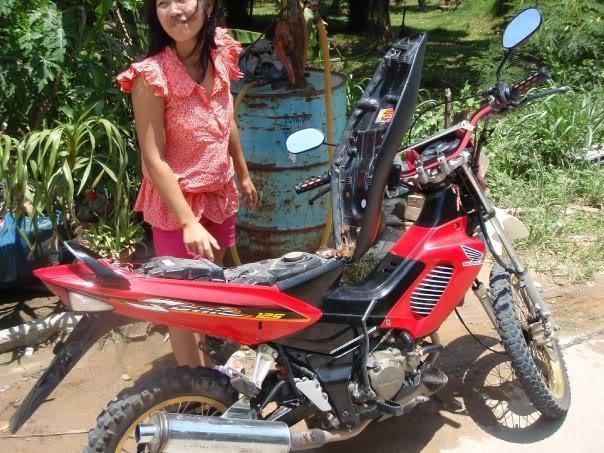Motorbike accident on Koh Phangan?