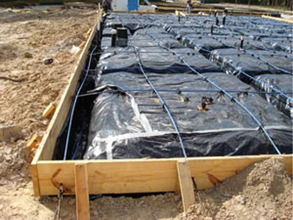 Monolithic slab and footings?