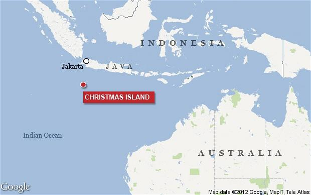 Where Is Christmas Island On A Map.From The Only In Australia File 001 Page 3